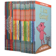 An ELEPHANT & PIGGIE book,25 books,funny English books for kids!