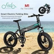 Sepeda Listrik Lipat Fiido M1