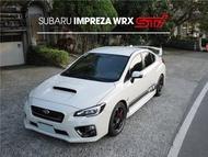 2015 SUBARU IMPREZA WRX STI 自售 (一手車全車原漆、六速手排)