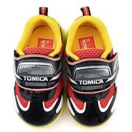 【童鞋城堡】酷帥運動鞋 Tomica多美小汽車(TM7788-黑)