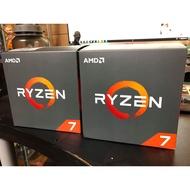 AMD Ryzen 7 2700X  原廠RGB 塔扇 (只有塔扇)
