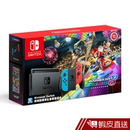 Nintendo Switch 電力加強主機 +瑪利歐賽車8 豪華版組合  現貨 蝦皮直送