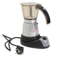 มาแรง!!! ขายดีเครื่องทำกาแฟไฟฟ้า Moka potเครื่องชงกาแฟของคนรักกาแฟ