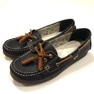 ORIS 時尚帆船鞋 女鞋 37號 休閒鞋 娃娃鞋