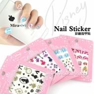 Disney 愛麗絲系列彩繪美甲貼紙/指甲彩繪DIY/指甲貼