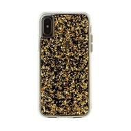 「65折優惠,現貨全新品」美國 Case-Mate iPhone X Karat 24K金箔雙層防摔手機保護殼