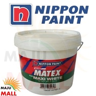 7Liter/18Liter Nippon Super Matex Emulsion Paint 15245 - White