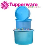 Tupperware Tupperware Airtight One Touch Topper 3in 1: 600ML+950ML+1.4L topper BLUE