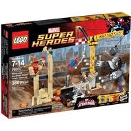 """  宅媽科學玩具 日安高雄  LEGO""""76037""""犀牛與睡魔的超級惡霸"""
