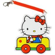 §A-mon日本雜貨屋§日本帶回來*Sanrio凱蒂貓Hello Kitty悠遊卡套*識別證套*車票夾 行李箱吊牌