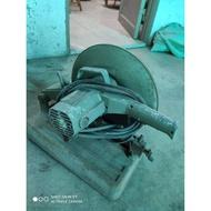 日立 切斷機 金工切斷機 14吋 110v 切割機 圓鋸機 中古