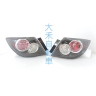 大禾自動車 MAZDA-3 原廠型黑底尾燈 適用 馬自達3 07 08 09 5門