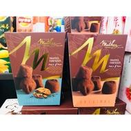 🎉情人節限定🎉 當天出貨 法國領導品牌 Mathez 美滋 代可可脂松露巧克力 經典原味/餅乾口味 松露巧克力