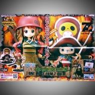 現貨供應 日本正版 海賊王 金證 DXF 劇場版Z Film Z系列 Z喬巴 喬巴 Z娜美 小娜美