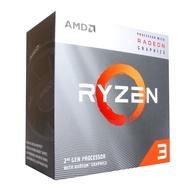 AMD Ryzen 3 3200G 四核心處理器