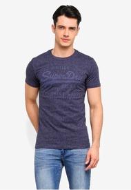 Superdry Shirt Shop Aop Tee