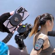 手機架 手機套 運動【Bone】單車/跑步綁接套組 Tie Connect【Bone 官方】臂套 臂綁 手機支架 通用