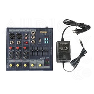 Yamaha DJ-4G-BT 4 Channel Professional Mixer Console with Bluetooth
