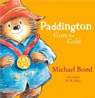 14827.Paddington Goes For Gold Michael Bond; R.W. Alley