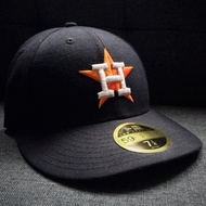 New Era MLB 休士頓太空人 經典款 59FIFTY Low Profile 低帽身球員帽