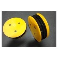 汽車工具 機車工具 機械工具 優力膠pu頂高機 墊高器 增高墊