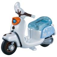 任選TOMICA DM冰雪奇緣2 雪寶摩托車DS14024  多美小汽車