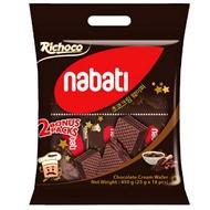 麗芝士 Nabati 巧克力風味威化餅414g【康鄰超市】