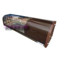 《利通餐飲設備》4尺 全新 桌上型卡布里台 桌上型冷藏櫃 冰箱 展示冰箱