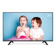 【電視賣場】全新43吋4K LED TV採用LG IPS硬板特價8900元