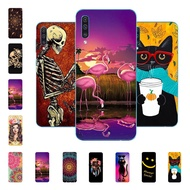 Samsung Galaxy A50 TPU Phone Case Patterned Soft Back Cover For Samsung Galaxy A50