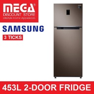SAMSUNG RT46K6237DX 453L 2-DOOR FRIDGE (3 TICKS)