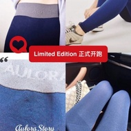 READY STOCK Limited Edition NAVY BLUE Aulora Kodenshi Pants FREE GIFT