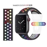 ถูกที่สุด จัดส่งทันที สายนาฬิกาข้อมือ สาย applewatch Apple Watch watch 6 SE ซีรีส์ 5 4 3 2 1 42 มม. 44 มม. 40 มม.38 มม