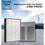 Compatible HEPA Filter for OSIM iFresh