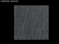 《磁磚本舖》AN20203 灰黑色版岩面地磚 20x20cm 浴室地磚 止滑地磚 臺灣製造