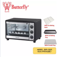 BUTTERFLY ELECTRIC OVEN BEO 5229