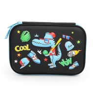 Manufacturers Wholesale smiggle Australia Environmentally Friendly Pencil-Box Young Student's Pencil-Box Large Capacity 3D Cartoon Pencil Case