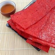 嘗甜頭 附發票 蜜尤片 200公克 蜜汁紅魚片 紅魚肉片 傳統零食 休閒零食 古早味零食 零嘴