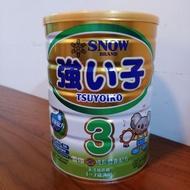 雪印 強子3號 SNOW BRAND