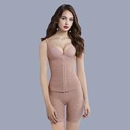 曼黛瑪璉 魔幻美型重機能-中腰中管束褲(內斂膚)