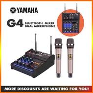 YAMAHA G4 Mini mixer Bluetooth wireless dual microphone