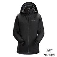 【Arcteryx 始祖鳥】女 Beta AR 透氣 防水外套(黑)
