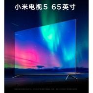 12月新品!小米電視5 65英吋 超薄全面屏電視 4K HRD10+ 3g+32g NTSC85% 杜比+DTS