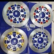 Nissin Buta 220 mm Disc Discs For Mio Soul Sporty Vario Beat Scoopy Aerox 125 Etc.
