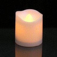 tongzhi Flickering Flameless Candles LED Tealight Candles-Pack Of 12-Beautiful And Elegant Unscented LED Candles - intl