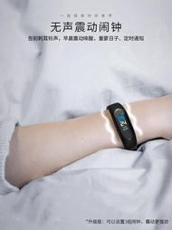 【快速出貨】智慧手環男運動電子觸屏led防水只能手錶學生多功能藍芽華為跑步通用vivo4小米3oppo5蘋果安卓 創時代