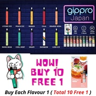 Promotion Gippro Disposable Pod electronic cigarettes 800 Puffs 550mAh New E-cigarette This Is Stick vape 800 Puff.