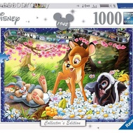 ✳☫GERMANY import Jigsaw Puzzles Ravensburger 1000PCS Adult puzzle fawn1111111