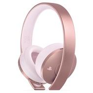 PS4 現貨供應 無線耳機組 CUHYA-0080 O3耳機 玫瑰金