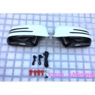 cars_shining 全新 賓士 W204 C180 C200 C250 C300 C63 後視鏡蓋 白色款 精品